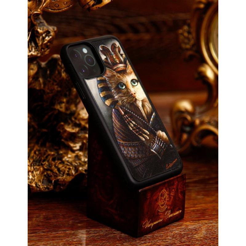 Эксклюзивный чехол коллекции Hess Animals «Pharaoh Tutankhamon»