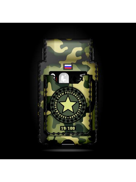 Эксклюзивный чехол карман, милитари, военный Mobcase 688 для iPhone 7, 8, 7 Plus, 8 Plus, X, XS, XSMAX, XR