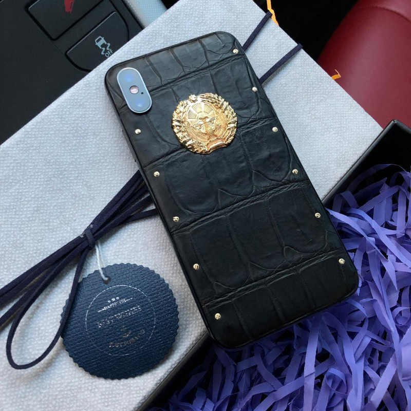 Моддинг iPhone, с гербом Узбекистана, Mobcase 637