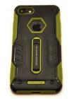 Чехол противоударный Nillkin Defender 4 зелёный на iPhone 7