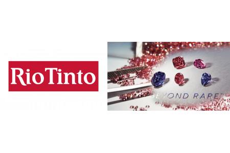 Новая коллекция разноцветных бриллиантов 2021 года от Rio Tinto