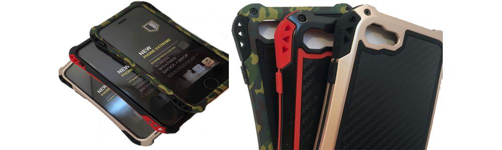 Противоударные чехлы для iPhone