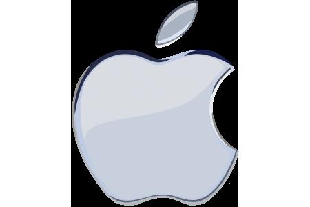 Чехол с логотипом Apple