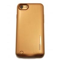 Чехол аккумулятор Remax, Energy Jacket, золотой, для iPhone 7