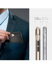 Чехол накладка, Spigen, Neo Hybrid, золото на iPhone 7 — Противоударный
