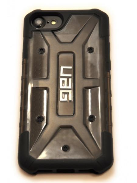 Чехол противоударный UAG чёрный на iPhone 7