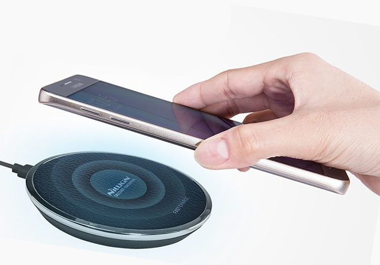 Беспроводная зарядка для телефона Nillkin Magic Disk 3, чёрная