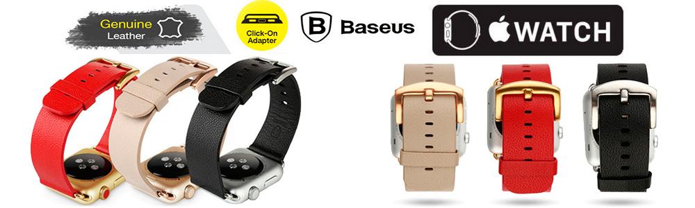 Baseus ремешки для Apple Watch