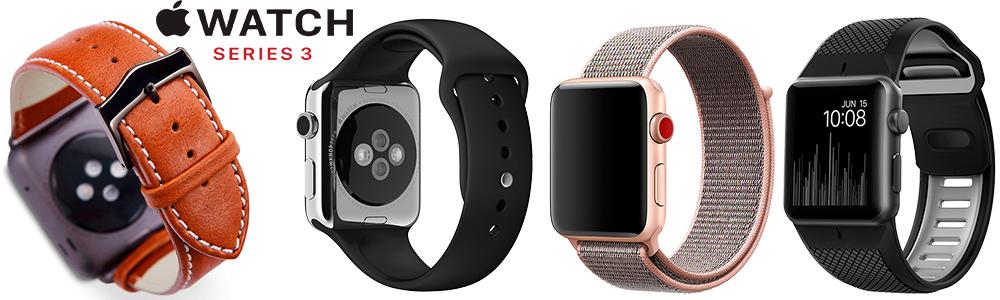 Крутые ремешки для Apple Watch 3
