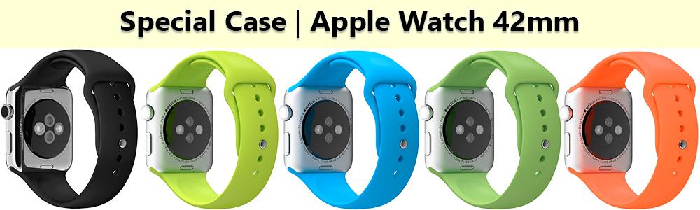 Ремешки Special Case для Apple Watch 3