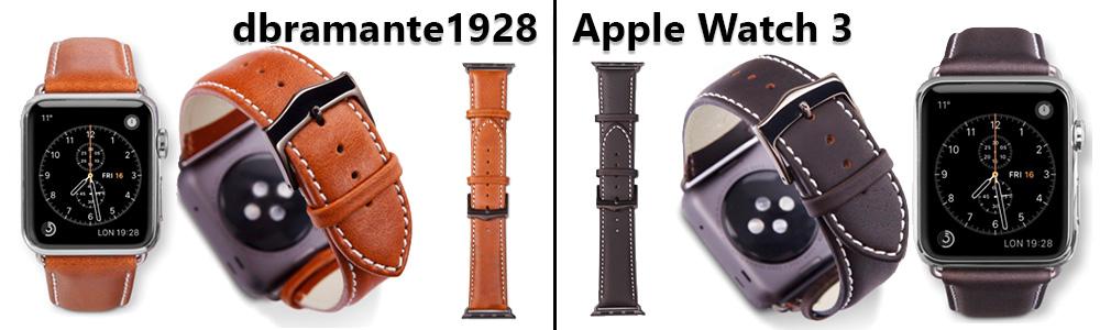 Ремешки dbramante1928 для Apple Watch 3