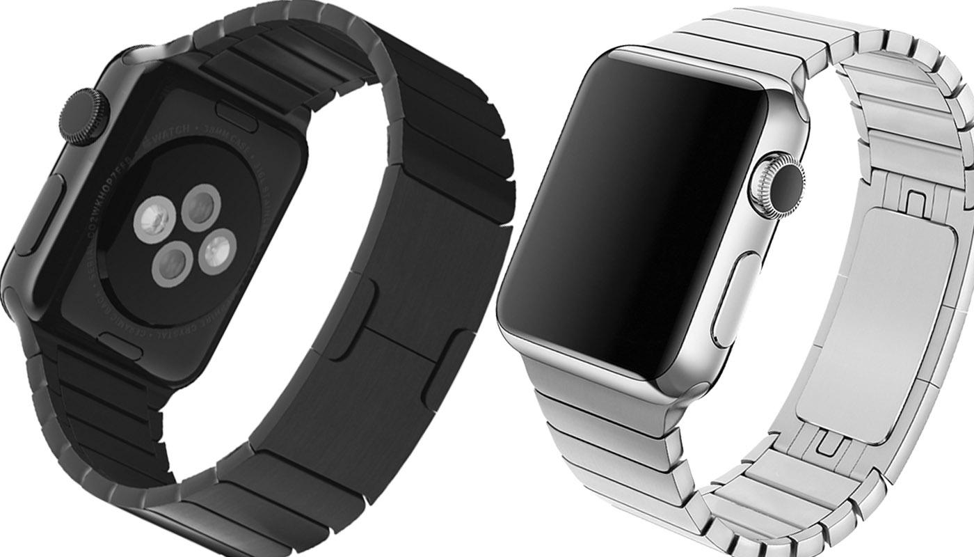 Блочный ремешок для Apple Watch, Special Case, 42mm, чёрный