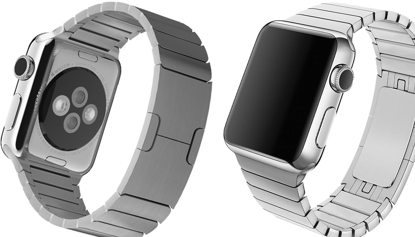 Блочный ремешок для Apple Watch, Special Case, 42mm, серый