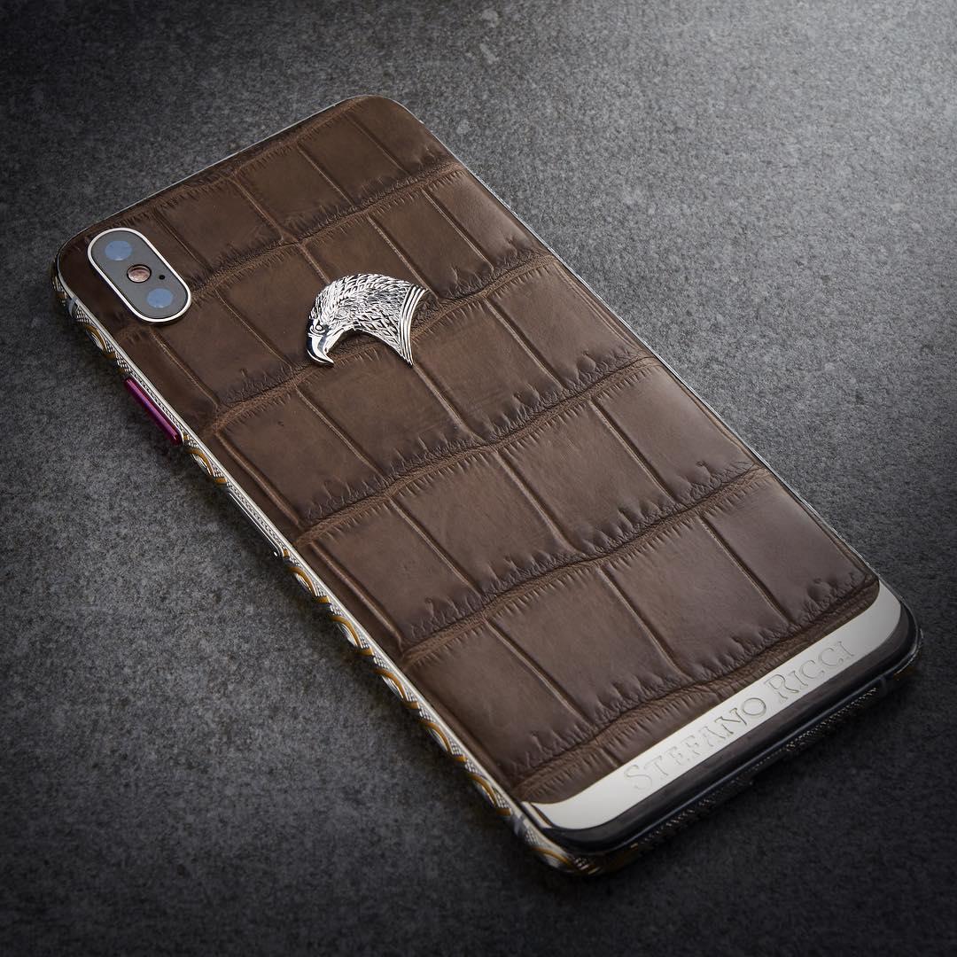 Эксклюзивный iPhone XS | XSMAX, модель Eagle Eye