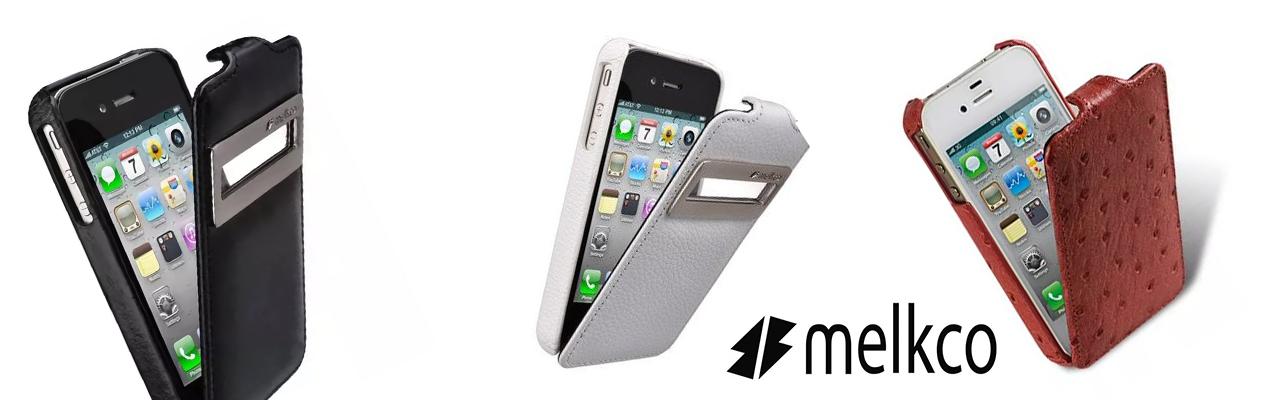 Чехлы Melkco на iPhone 4