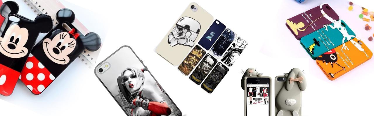 Чехлы красивые на iPhone 4