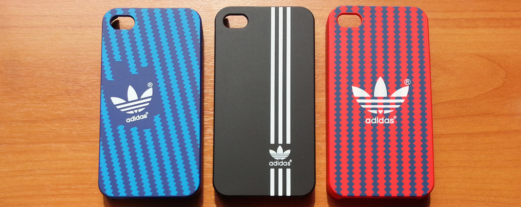 Чехлы накладки Adidas