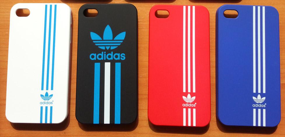 Чехлы Adidas разные