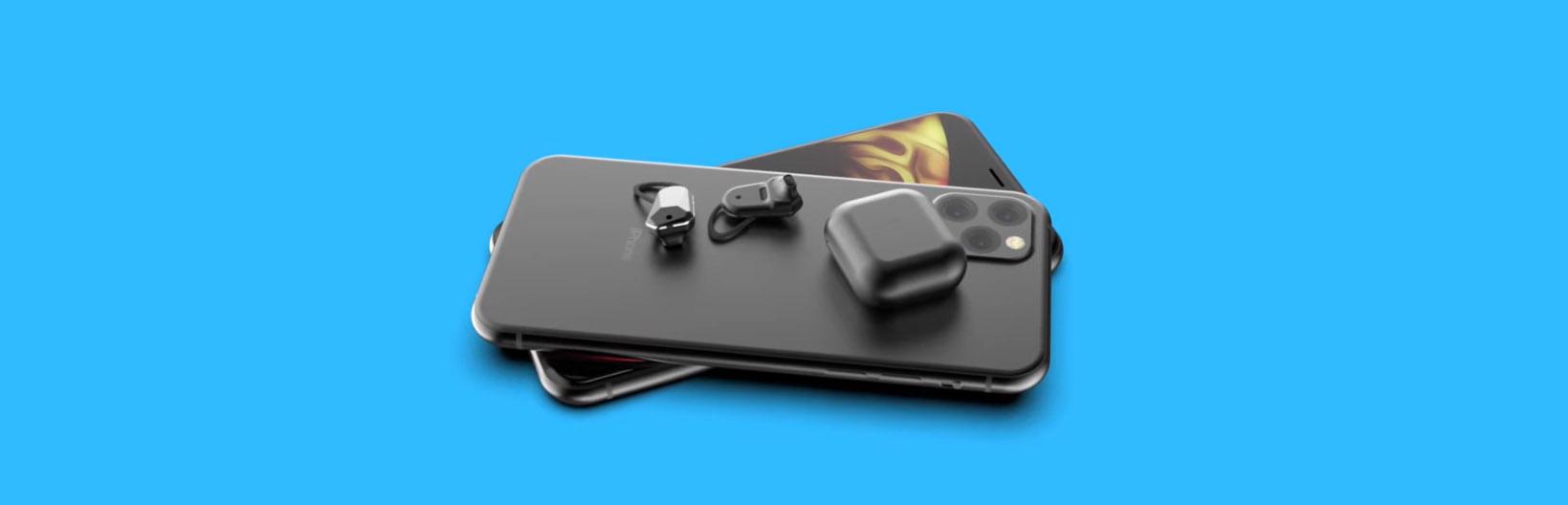 iPhone XE — Реверсивная зарядка