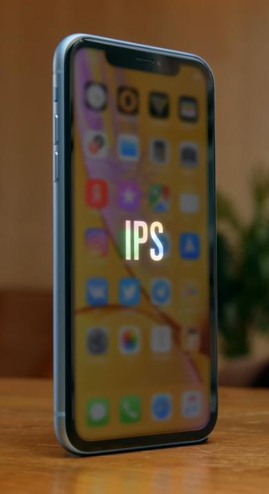 Обзор iPhone XR — IPS