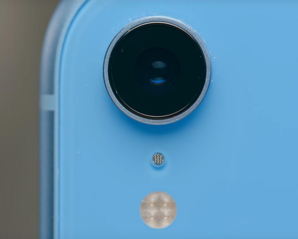 Обзор iPhone XR — Камера 2