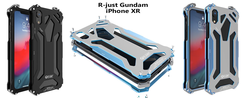 Чехлы R-just Gundam для iPhone XR