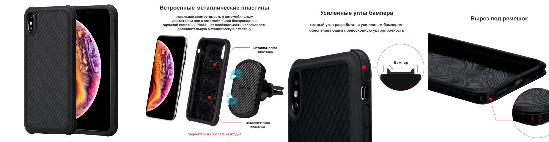 Pitaka MagCase black Pro