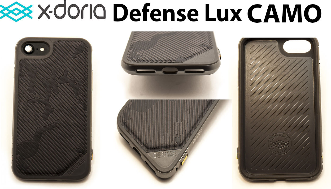 X-Doria Defense Camo