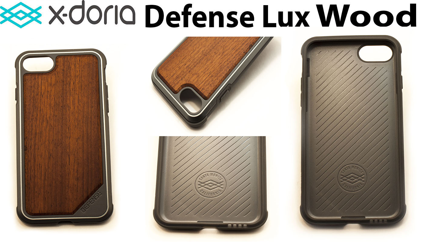 X-Doria Defense Wood